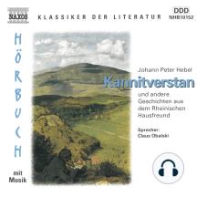 Kannitverstan und andere Geschichten aus dem Rheinischen Hausfreund