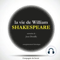 La vie de Shakespeare par Jean Desailly