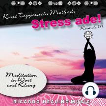Kurt Tepperwein Methode: Stress Ade! (Meditation in Wort und Klang)