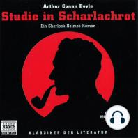 Studie in Scharlachrot, Ein Sherlock Holmes-Roman