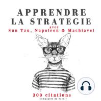 Apprendre la stratégie avec Sun Tzu, Machiavel, Napoléon