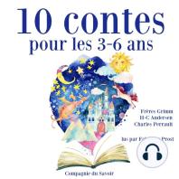 10 contes pour les 3-6 ans