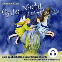 Gute Nacht flüstert die Elfe - Eine zauberhafte Einschlafgeschichte (Mit Traummusik & Fantasiereise)