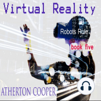 Virtual Reality - Robots Rule Book Five