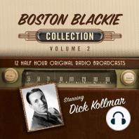 Boston Blackie, Collection 2