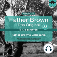 Father Brown 33 - Father Browns Geheimnis (Das Original)