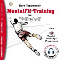 Mental-Fit-Training für Volleyball