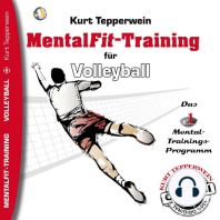 Mental-Fit-Training für Volleyball