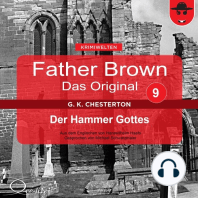 Father Brown 09 - Der Hammer Gottes (Das Original)