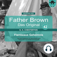 Father Brown 42 - Flambeaus Geheimnis (Das Original)