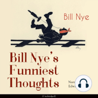 Bill Nye's Funniest Thoughts