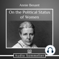 On the Political Status of Women
