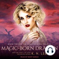 Magic-Born Dragon