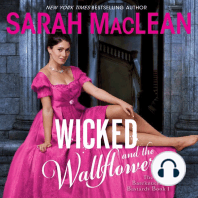 Wicked and the Wallflower: The Bareknuckle Bastards, Book 1