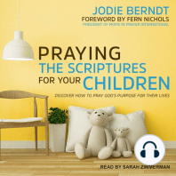Praying the Scriptures for Your Children