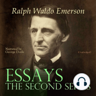 Essays - The Second Series