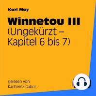 Winnetou III (Kapitel 6 bis 7)
