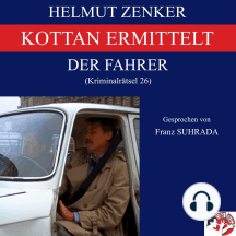 Kottan ermittelt: Der Fahrer: Kriminalrätsel 26