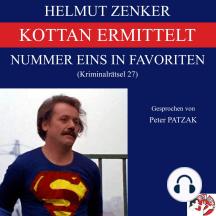 Kottan ermittelt: Nummer eins in Favoriten: Kriminalrätsel 27