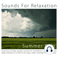 Sounds For Relaxation - Summer Rain