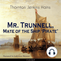 Mr. Trunnell, Mate of the Ship 'Pirate': Unabridged