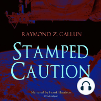 Stamped Caution