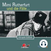 Mimi Rutherfurt, Folge 14: Sein oder Nichtsein
