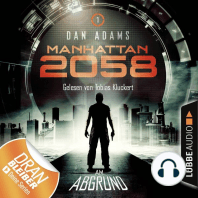 Manhattan 2058, Folge 1