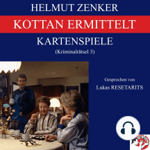 Kottan ermittelt: Kartenspiele: Kriminalrätsel 3