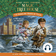 Hurricane Heroes in Texas: Magic Tree House, Book 30