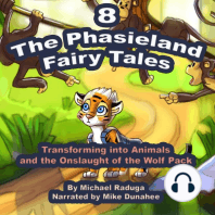 Phasieland Fairy Tales 8, The (Transforming into Animals and the Onslaught of the Wolf Pack)