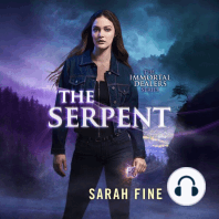The Serpent: The Immortal Dealers, Book 1
