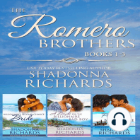 The Romero Brothers Boxed Set 1