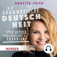 Annette Frier liest