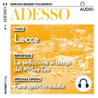 Italienisch lernen Audio - Ein perfektes Wochenende