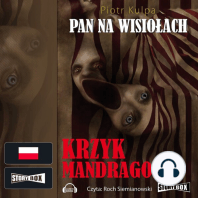 Pan na Wisiołach - Tom 2 - Krzyk Mandragory