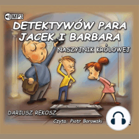 Detektywów para - Jacek i Barbara. Naszyjnik królowej.