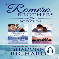 The Romero Brothers Boxed Set 7