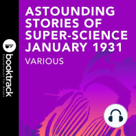 Astounding Stories of Super-Science January 1931