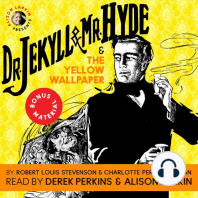 Dr Jekyll and Mr Hyde & The Yellow Wallpaper