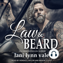Law & Beard: Dixie Warden Rejects MC, Book 8