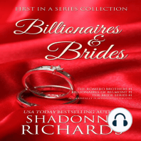 Billionaires and Brides Collection