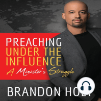 Preaching Under the Influence: A Minister's Struggle