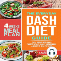 The Everyday DASH Diet Guide
