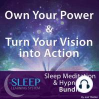 Own Your Power & Turn Your Vision into Action