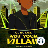 Not Your Villain: Sidekick Squad, Book 2
