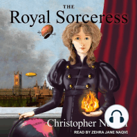 The Royal Sorceress