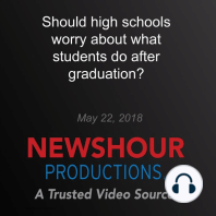 Should high schools worry about what students do after graduation?