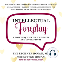 Intellectual Foreplay