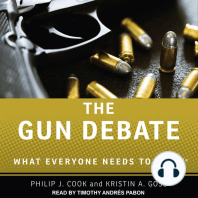 The Gun Debate